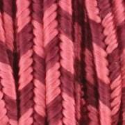 Rayon Soutache ST1190 Rose-Merlot Stripe  ca2,74m