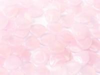 Rose Petal Beads 8x7mm 71400 opaque Rose ca 80 Stück