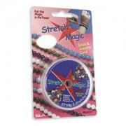 Magic Stretch 1mm clear 5m Rolle