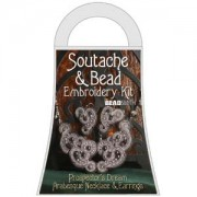 Materialkit Soutache Arabesque Black