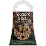 Materialkit Soutache Arabesque Brown