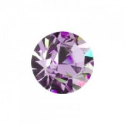 Swarovski Elements Chaton Steine SS39 Violet foiled