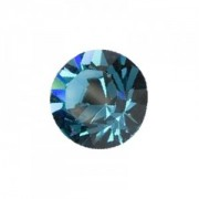 Swarovski Elements Chaton Steine SS39 Indicolite foiled