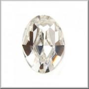 Swarovski Elements Steine Oval 18x13mm Crystal F 1 Stück