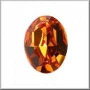 Swarovski Elements Steine Oval 18x13mm Topaz F 1 Stück