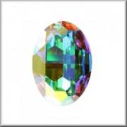 Swarovski Elements Steine Oval 30x22mm Crystal AB beschichtet F 1 Stück