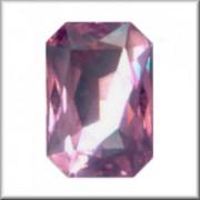 Swarovski Elements Steine Rechteck 27x18,5mm Light Rose F 1 Stück