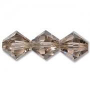 Swarovski Elements Perlen Bicones 4mm Greige 100 Stück