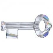 Swarovski Elements Key Crystal AB 30mm 1Stueck