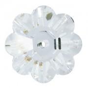 Swarovski Elements Blüten 8mm Crystal 12 Stück