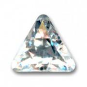 Swarovski Elements Steine Dreieck 10mm Crystal F 1 Stück