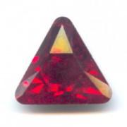 Swarovski Elements Steine Dreieck 10mm Siam F 1 Stück
