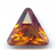 Swarovski Elements Steine Dreieck 10mm Topaz F 1 Stück