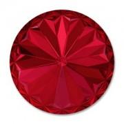 Swarovski Elements Rivolis 12mm Scarlet F 1 Stück