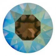 Swarovski Elements Chaton Steine SS39 Crystal Iridescent Green foiled 1Stück