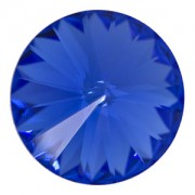 Swarovski Elements Rivolis 8mm Crystal Bermuda Blue F 6 Stück