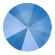 Swarovski Elements Rivolis 14mm Crystal Summer Blue unfoiled 6 Stück