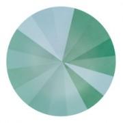 Swarovski Elements Rivolis 14mm Crystal Mint Green unfoiled 6 Stück
