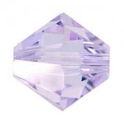Swarovski Elements Perlen Bicones 3mm Violet 100 Stück