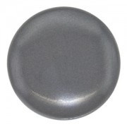 Swarovski Elements Perlen Crystal Coin Pearls 16mm Dark Grey 5 Stück