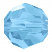 Swarovski Elements Perlen Kugeln 3mm Aquamarine 20 Stück