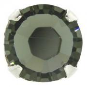Swarovski Elements Rose Montees 3mm Crystal Silver Night beschichtet 30 Stück