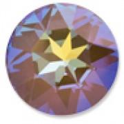 Swarovski Elements Stein rund 27mm Ultra Cocoa AB beschichtet 1 Stück