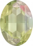 Swarovski Elements Steine Oval 30x22mm Crystal Luminous Green F 1 Stück