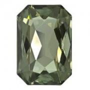 Swarovski Elements Steine Rechteck 27x18,5mm Black Diamond F 1 Stück