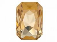 Swarovski Elements Steine Rechteck 27x18,5mm Crystal Golden Shadow F 1 Stück