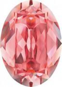 Swarovski Elements Steine Oval 18x13mm Rose Peach F 1 Stück