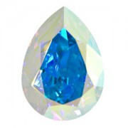 Swarovski Elements Steine 14x10mm Crystal F 1 Stück