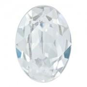 Swarovski Elements Steine Oval 18x13mm Crystal Moonlight F 1 Stück