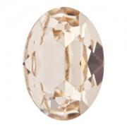 Swarovski Elements Steine Oval 18x13mm Light Silk F 1 Stück