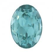 Swarovski Elements Steine Oval 18x13mm Light Turquoise F 1 Stück