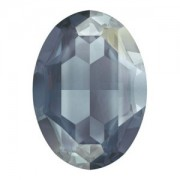 Swarovski Elements Steine Oval 30x22mm Crystal Blue Shade F 1 Stück
