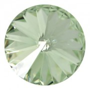 Swarovski Elements Rivolis 10mm Chrysolite F 12 Stück