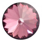 Swarovski Elements Rivolis 8mm Crystal Antique Pink F 6 Stück