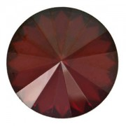 Swarovski Elements Rivolis 10mm Crystal Red Magma F 1 Stück