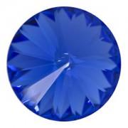 Swarovski Elements Rivolis 8mm Sapphire F 6 Stück