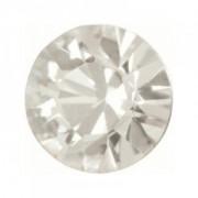 Swarovski Elements Stein rund 27mm Crystal Unfoiled also durchsichtig