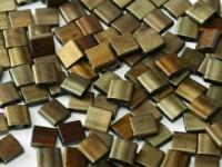 Miyuki Tila Beads 5mm Black Valentinite Matted Full TL55111 ca 7,2gr