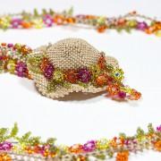 Anleitung Perlen fädeln - Verano