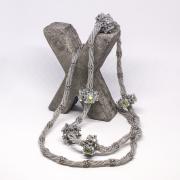 Anleitung Perlen fädeln - Daria