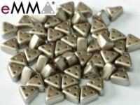 EMMA Beads 3x6mm Pastel Light Brown 10 Gramm