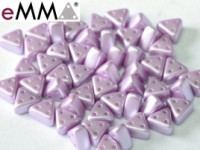 EMMA Beads 3x6mm Pastel Light Rose 10 Gramm