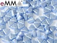 EMMA Beads 3x6mm Pastel Light Sapphire 10 Gramm