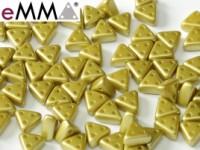EMMA Beads 3x6mm Pastel Lime 10 Gramm