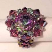 Perlenset Ring Bergsee Crystal VL