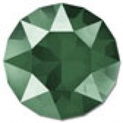 Swarovski Elements Rivolis 14mm Crystal Royal Green unfoiled 1 Stück